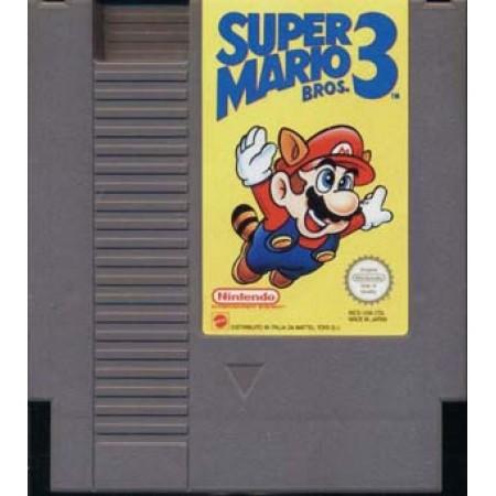 Super Mario Bros 3 Nes Nintendo
