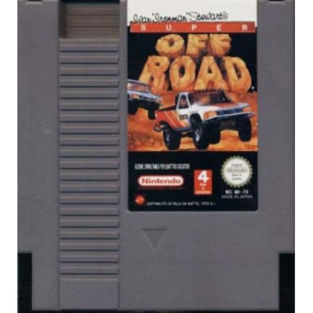 Super Off Road Nes Nintendo