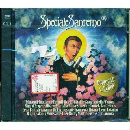 Sanremo Speciale 1999 - Oxa/Nava/Groff/Morandi/Cocciante/Nek 2x Cd