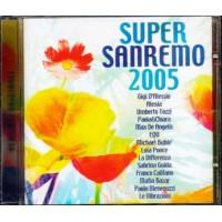Sanremo Super 2005 - D' Alessio/Alecia/Paola & Chiara/Lola Ponce Cd