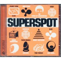 Superspot - Kings Of Convenience/Planet Funk/Elisa/Moby/Morricone Cd