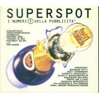 Superspot - Cousteau/Hooverphonic/Anggun Digipack Cd