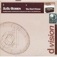 Susu Bobien Su Su - You Don'T Know 5 Tracks Cd