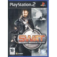 Swat Global Strike Team Perfette Condizioni Guide Uk Edition Ps2
