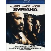 Syriana - George Clooney/Matt Damon Blu Ray