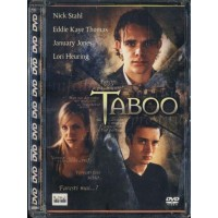 Taboo Super Jewel Box Dvd