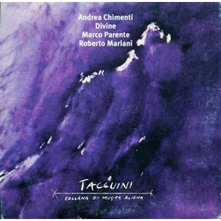 Andrea Chimenti/Divine/Parente - Taccuini Promo Cd