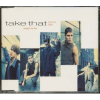 Take That - Relight My Fire Cd