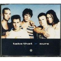 Take That - Sure Cd