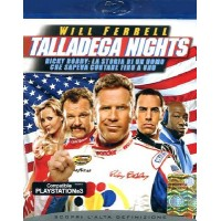 Talladega Nights - Will Ferrell/John C Reilly Blu Ray