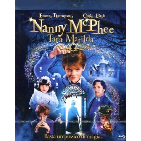 Nanny Mcphee Tata Matilda - Emma Thompson/Colin Firth Blu Ray