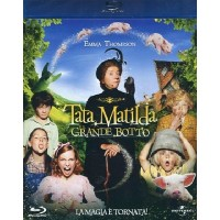 Tata Matilda E Il Grande Botto - Emma Thompson Blu Ray