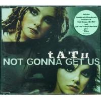 T.A.T.U./Tatu - Not Gonna Get Us Cd