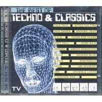 The Best Of Techno & Classics - Omd/Soft Cell/Joy Division/New Order 2x cd