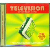Television Greatest Hits - Macgyver/Peanuts/Hitchcock/Dallas Cd