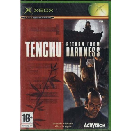 Tenchu Return From Darkness Xbox