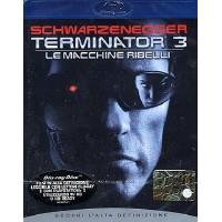 Terminator 3 Le Macchine Ribelli - Arnold Schwarzenegger Blu Ray
