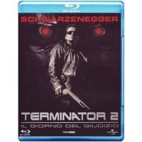 Terminator 2 -  Arnold Schwarzenegger/James Cameron Blu Ray