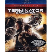 Terminator Salvation - Christian Bale/Sam Worthington Blu Ray