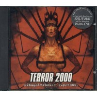 Terror 2000 - Slaughterhouse Supremacy (Soilwork/Darkane) Cd