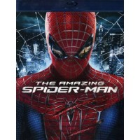 The Amazing Spider-Man - Andrew Garfield/Emma Stone Blu Ray