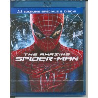 The Amazing Spider-Man - Andrew Garfield/Emma Stone 2 Blu Ray