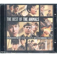 Eric Burdon & The Animals - The Best Of Cd