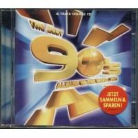 The Best 90'S Album In The World Ever - Robbie Williams/Roxette/Run Dmc 2x Cd