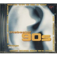 The Best Of 90S - Massive Attack/The Verve/Oasis/Blur/Radiohead Cd