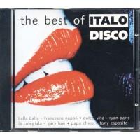 Disco Italo - Ryan Paris/Tony Esposito/Francesco Napoli/Silver Pozollo Cd