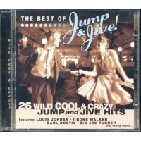Jump & Jive Best - T-Bone Walker/Louis Jordan/Earl Bostic/Big Joe Turner Cd