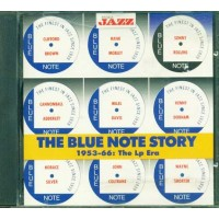 Blue Note Story - Sonny Rollins/Cannonball Adderley Cd
