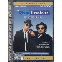 The Blues Brothers - John Landis/John Belushi Super Jewel Box Dvd