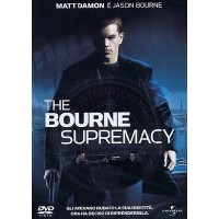 The Bourne Supremacy - Matt Damon Dvd