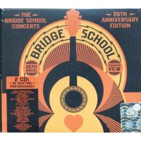 The Bridge School Concerts - Springsteen/Rem/Pearl Jam Digipack 2x Cd