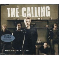 The Calling - Wherever You Will Go + Poster Cd