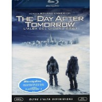 The Day After Tomorrow - Dennis Quaid/Jake Gyllenhaal Blu Ray