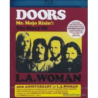The Doors - Mr Mojo Risin' The Story Of L.A. Woman Blu Ray