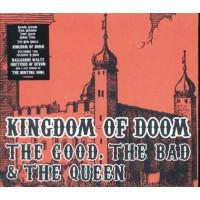 The Good, The Bad & The Queen/Damon Albarn - Kingdom Of Doom Cd