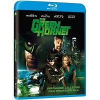 The Green Hornet - Seth Rogen/Cameron Diaz Blu Ray