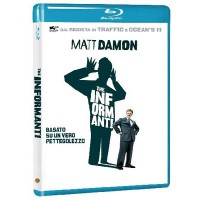 The Informant - Matt Damon/Steven Soderbergh Blu Ray
