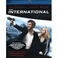 The International - Clive Owen/Naomi Watts Blu Ray