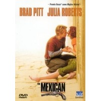 The Mexican - Julia Roberts/Brad Pitt Dvd