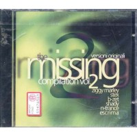Missing Compilation Vol. 2 - Ziggy Marley/Whigfield/Alexia/N-Trance Cd
