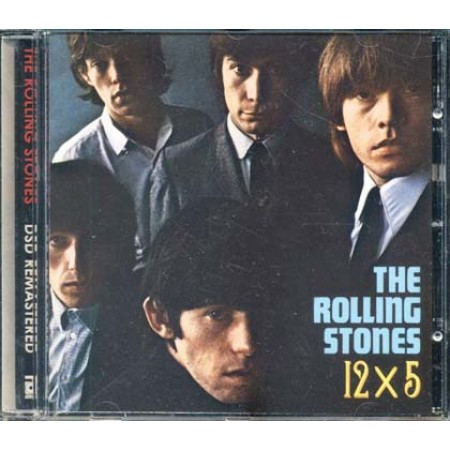 Rolling Stones 12 x 5