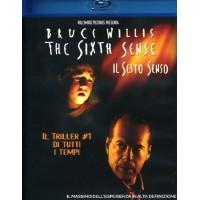 The Sixth Sense - Shyamalan/Bruce Willis Blu Ray