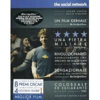 The Social Network - David Fincher 2x Blu Ray