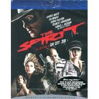 The Spirit - Scarlet Johansson/Samuel L Jackson Blu Ray