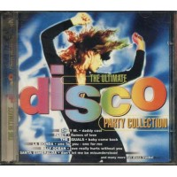 Ultimate Disco Party Collection - Boney M/Equals/La Bionda/Billy Ocean Cd