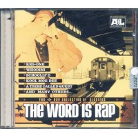 The Word Is Rap - Jive Records Cd